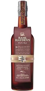 Basil Hayden's Dark Rye. Image courtesy Beam Suntory.