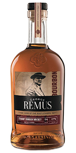 George Remus Bourbon. Image courtesy MGP Ingredients.