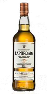 Laphroaig 27 Years Old. Image courtesy Laphroaig/Beam Suntory.