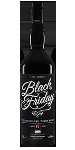 Black Friday 2017 Edition. Image courtesy Elixir Distillers.