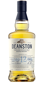 Deanston 12 Years Old. Image courtesy Distell.