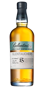 Ballantine's The Glentauchers 15 Single Malt. Image courtesy Chivas Brothers.
