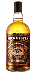Rock Oyster 18. Image courtesy Douglas Laing & Co.