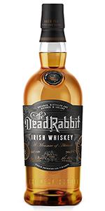 The Dead Rabbit Irish Whiskey. Image courtesy Quintessential Brands.
