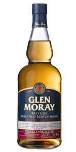Glen Moray Elgin Classic Sherry Cask Finish. Image courtesy Glen Moray.
