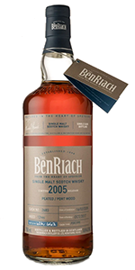 BenRiach 2005 Single Cask #2683. Image courtesy BenRiach/Brown-Forman.