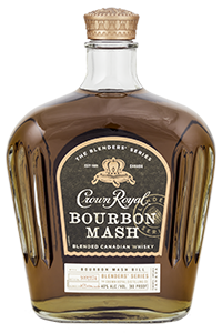 Crown Royal Bourbon Mash Canadian Whisky. Photo ©2018, Mark Gillespie/CaskStrength Media.