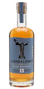 Glendalough Mizunara Cask Finish. Image courtesy Glendalough Distillery.