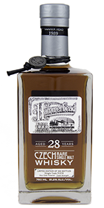 Hammerhead 28 Single Cask Czech Single Malt. Photo ©2018, Mark Gillespie/CaskStrength Media.