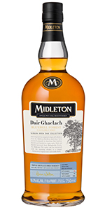 Midleton Dair Ghaelach Bluebell Forest Edition. Image courtesy Irish Distillers Pernod Ricard.