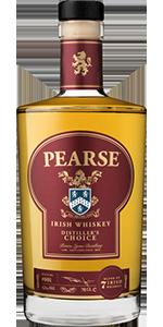 Pearse Irish Whiskey: Distiller's Choice. Image courtesy Pearse Lyons Distillery.