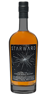 Starward Wine Cask. Image courtesy Starward Distillery.