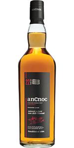 anCnoc 22 Years Old. Image courtesy anCnoc/International Beverage.