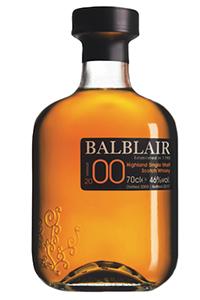 Balblair 2000 Second Release. Image courtesy Balblair/International Beverage.