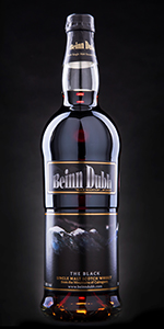 Beinn Dubh Single Malt Scotch Whisky. Image courtesy Speyside Distillers.