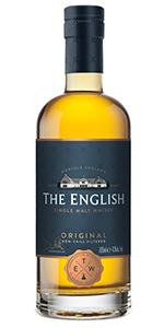 "The English Whisky Company ""Original."" Image courtesy The English Whisky Company."