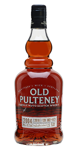 Old Pulteney 2004 The Whisky Exchange single cask. Image courtesy The Whisky Exchange/Speciality Drinks.