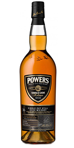 Powers 16 Celtic Whiskey Shop Single Cask. Image courtesy Celtic Whiskey Shop.