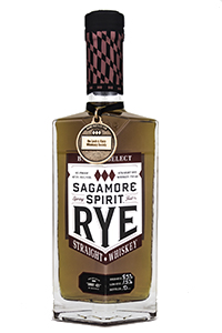 Sagamore Spirit Rye Barrel Select bottling for Julio's Liquors. Photo ©2018, Mark Gillespie/CaskStrength Media.