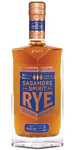 Sagamore Spirit Double Oak Rye Whiskey. Image courtesy Sagamore Spirit Distillery.