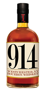 914 Bourbon Whiskey. Image courtesy Still The One Distillery.