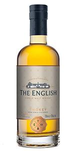 """The English Whisky Company """"Smokey."""" Image courtesy The English Whisky Company."""