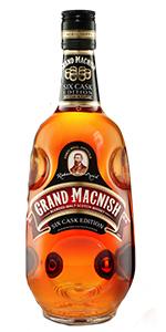 Grand MacNish Six Cask Edition. Image courtesy Macduff International.