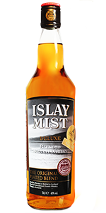 Islay Mist Blended Scotch Whisky. Image courtesy Macduff International.