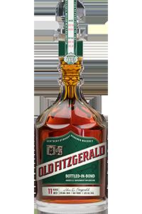 Old Fitzgerald Bottled in Bond Spring 2018 Edition. Image courtesy Heaven Hill Distillery.