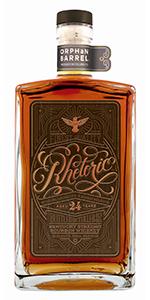 Orphan Barrel Rhetoric 24 Year Old Bourbon. Image courtesy Orphan Barrel Whiskey Company/Diageo.