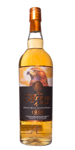 "Arran 1999 ""Golden Eagle."" Image courtesy Isle of Arran Distillery."