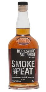 Berkshire Bourbon Smoke & Peat Edition. Image courtesy Berkshire Mountain Distillers.