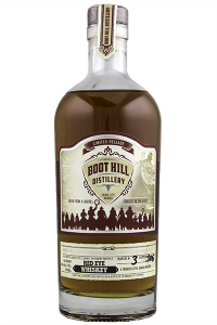 Boot Hill Distillery Red Eye Whiskey. Photo ©2018, Mark Gillespie/CaskStrength Media.