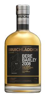 Bruichladdich Bere Barley Islay Grown 2008. Image courtesy Bruichladdich.