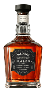 Jack Daniel's Single Barrel Select. Image courtesy Jack Daniel's/Brown-Forman.