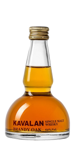 Kavalan Brandy Oak. Image courtesy King Car Group/Kavalan.