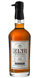 King of Kentucky Bourbon. Image courtesy Brown-Forman.