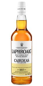 Laphroaig Cairdeas Fino 2018 Edition. Image courtesy Laphroaig.