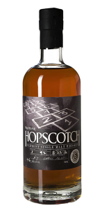 Mad River Distillers Hopscotch Single Malt. Image courtesy Mad River Distillers.