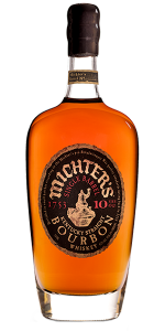 Michter's 10 Year Old Bourbon. Image courtesy Michter's/Chatham Spirits.