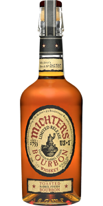 Michter's US1 Toasted Barrel Finish Bourbon. Image courtesy Michter's/Chatham Spirits.