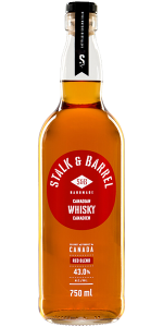 Stalk & Barrel Red Blend. Image courtesy Still Waters Distillery.