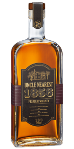Uncle Nearest 1856 Tennessee Whiskey. Image courtesy Uncle Nearest Whiskey.