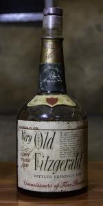 Very Old Fitzgerald 1958 Bourbon. Photo ©2018, Mark Gillespie/CaskStrength Media.