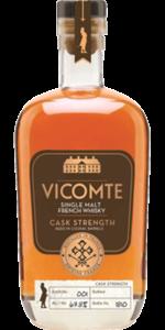 Vicomte Cask Strength. Image courtesy Venturi Brands.