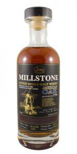 Millstone 1996 Virgin Oak Cask #1376. Image courtesy Kensington Wine Market.
