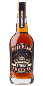 Belle Meade Cask Strength Reserve Bourbon. Image courtesy Nelson's Green Brier Distillery.