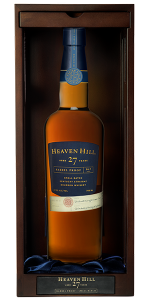 Heaven Hill 27 Year Old Barrel Proof Bourbon. Image courtesy Heaven Hill Distillery.