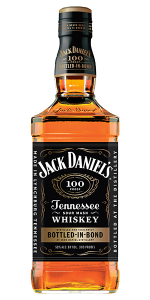 Jack Daniel's Bottled in Bond. Image courtesy Jack Daniel's/Brown-Forman.