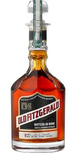 Old Fitzgerald Bottled in Bond Bourbon Fall 2018 Edition. Image courtesy Heaven Hill Distillery.